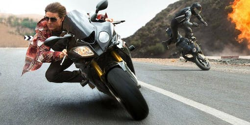 Ny fartfylld trailer till Mission: Impossible - Fallout