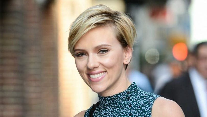 Bild på Scarlett Johansson.