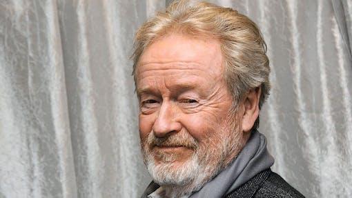 Ridley Scott vill göra kinesisk actionthriller