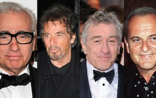 Martin Scorseses senaste film The Irishman är färdiginspelad
