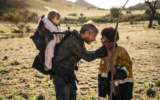 Se trailern till nya zombiefilmen Cargo