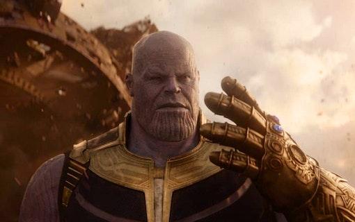 Filmen Avengers: Infinity War