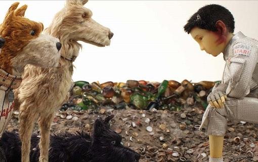 Filmen Isle of Dogs