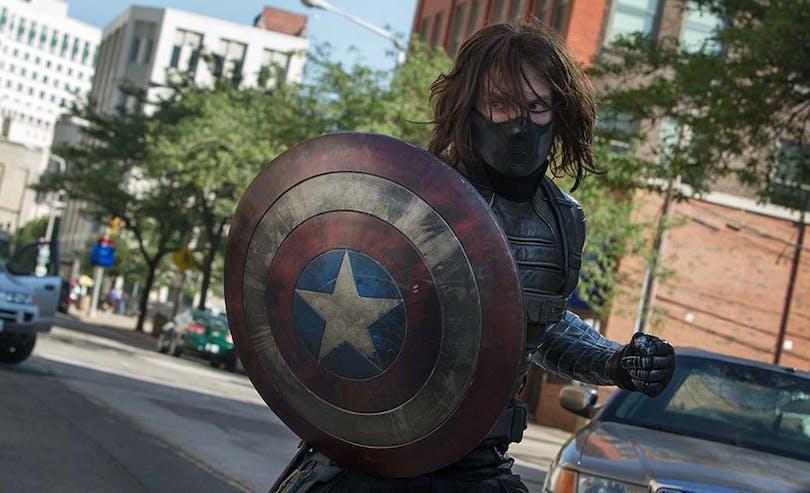 Ur Captain America Winter Soldier.