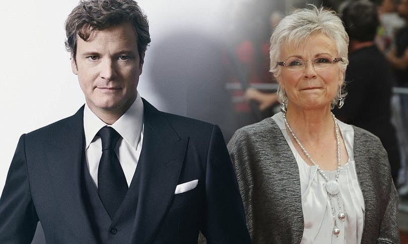Colin Firth och Julie Walters.