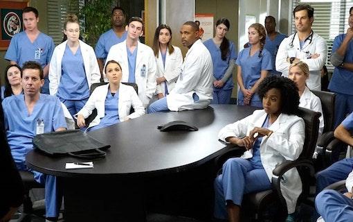 Grey's Anatomy säsong 15 –Kärlekens säsong