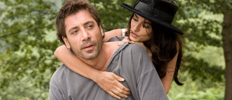 Javier Bardem och Penélope Cruz.