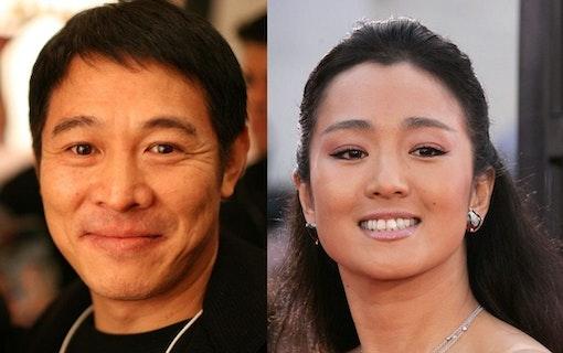 Jet Li och Gong Li i Disneys nya Mulan