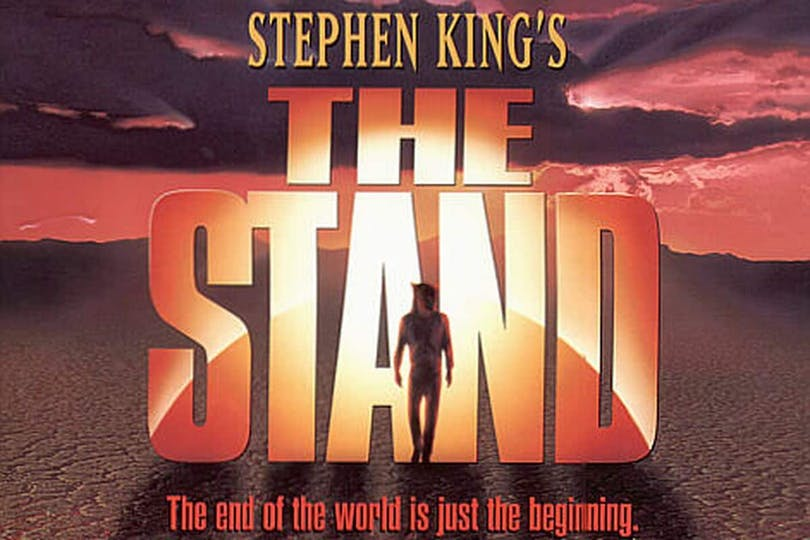 Stephen Kings bok The Stand.