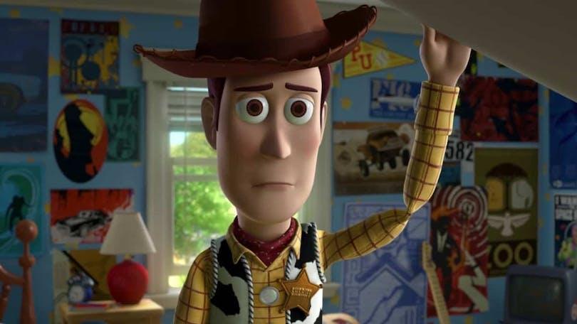Woody från Toy Story.