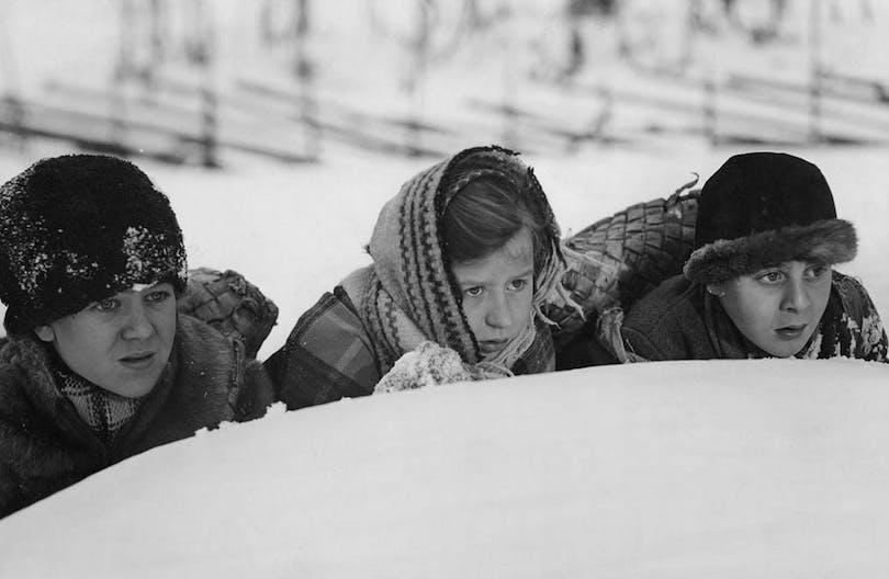 Barnen från Frostmofjället.