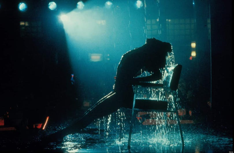 Jennifer Beals i Flashdance.