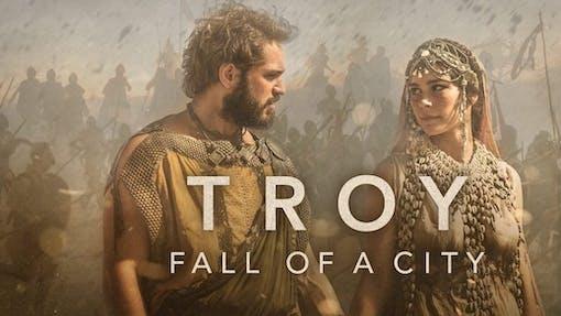 Troy: Fall of a City (recension, avsnitt 1)