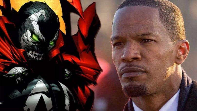 Jamie Fox Spawn