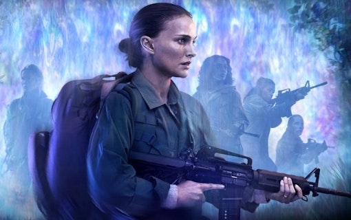 Tävling: Vinn Annihilation på Blu-ray