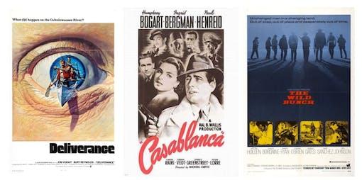 Legendarisk filmaffisch-designer Bill Gold är död