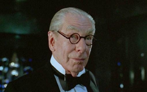 Batmans butler Alfred