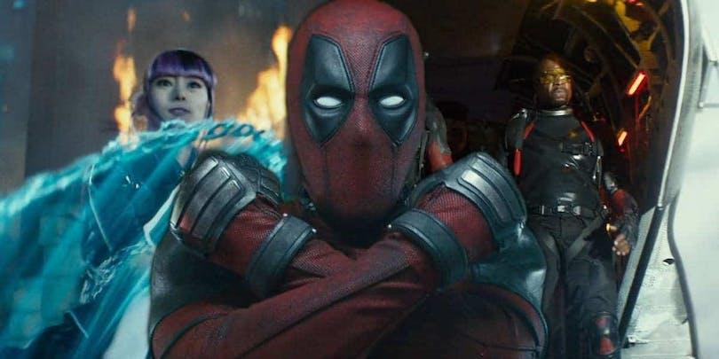 Ryan Reynolds i Deadpool 2. Foto: 20th Century Fox
