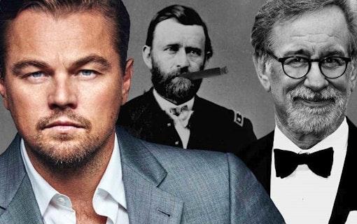 Spielberg och DiCaprio vill göra film om Ulysses S. Grant