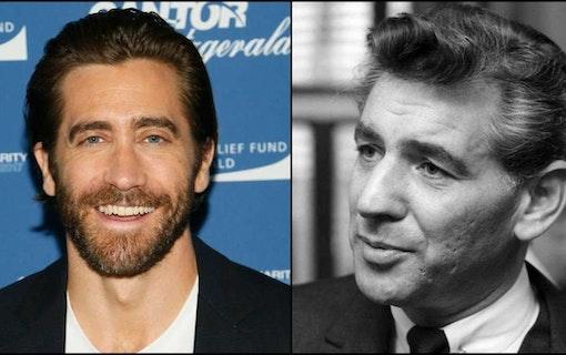 Jake Gyllenhaal som kompositören Leonard Bernstein