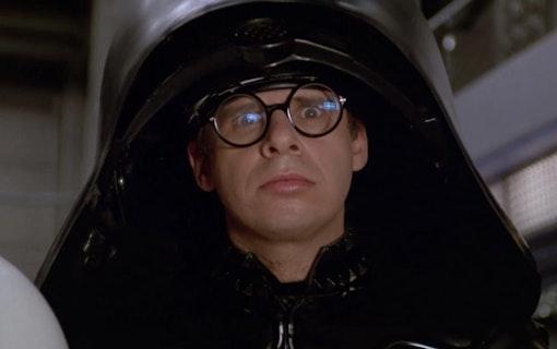 Rick Moranis återvänder som Dark Helmet i Goldbergs-avsnitt