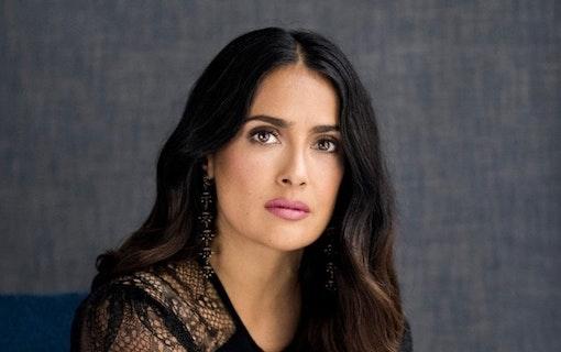 Salma Hayek får huvudrollen i ny komediserie