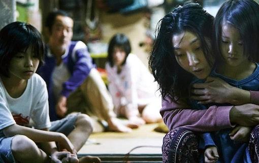 Japanska filmen Shoplifters vann Guldpalmen