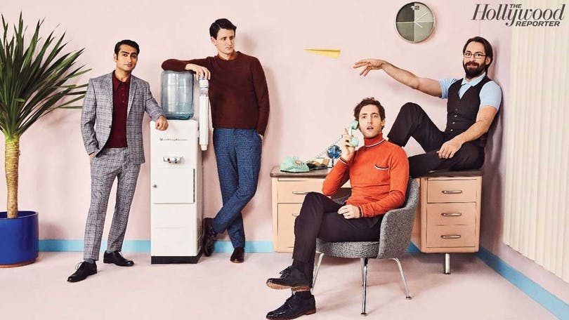 Gänget i Silicon Valley säsong 5.