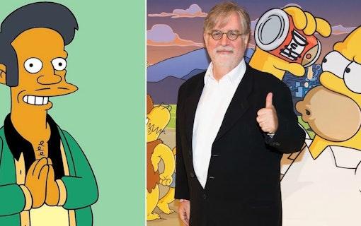 """Simpsons skapare om Apu-kritiken: """"Folk älskar att vara lättkränkta"""""""