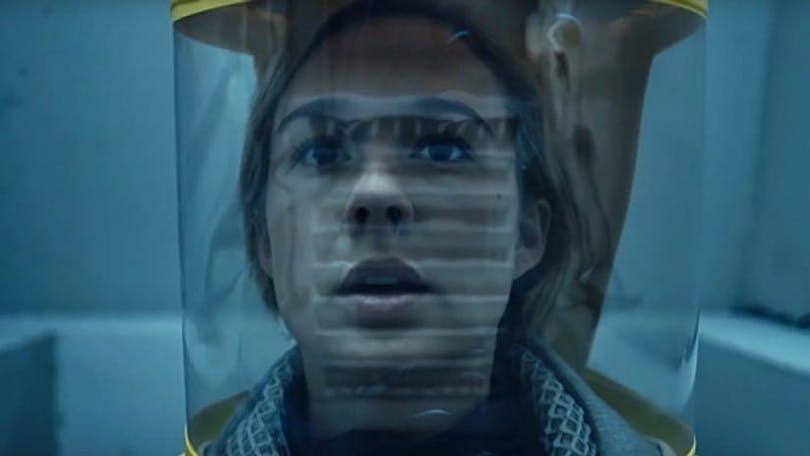 Alba August spelar huvudrollen i The Rain