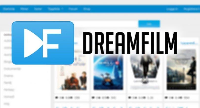 Dreamfilm, Swefilmer och nyafilmer.