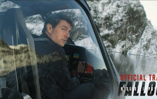 Tom Cruise i nytt vågat stunttrick