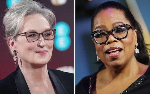 Meryl Streep och Oprah skriver under brev om jämställdhet