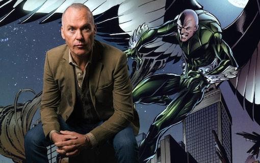 Michael Keaton återkommer i nya Spider-Man
