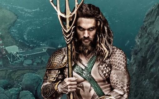 Nya bilder av kommande Aquaman