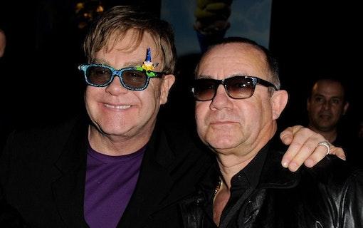 Biografi om Elton John på gång