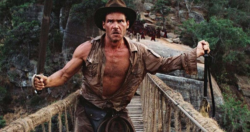 Indiana Jones i The Temple of Doom