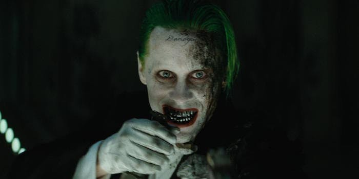 """Jared Leto som Jokern i """"Suicide Squad"""""""