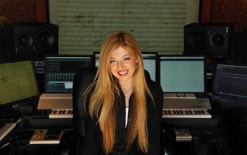 Kvinnlig kompositör gör musik till Captain Marvel