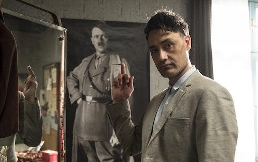 Taika Waititi kommenterar sin Hitler-satir