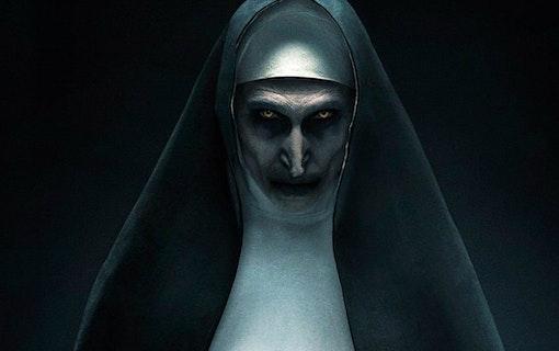 Nya bilder på skräckfilmen The Nun