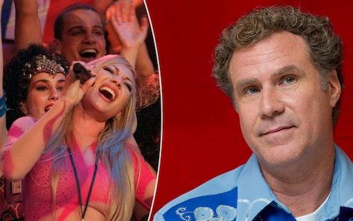 Film om Eurovision Song Contest med Will Ferrell – på Netflix