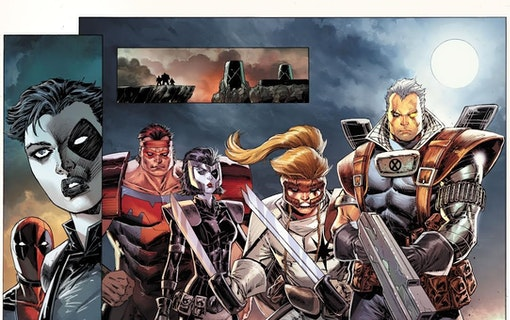 X-Force blir en spinoff av Deadpool