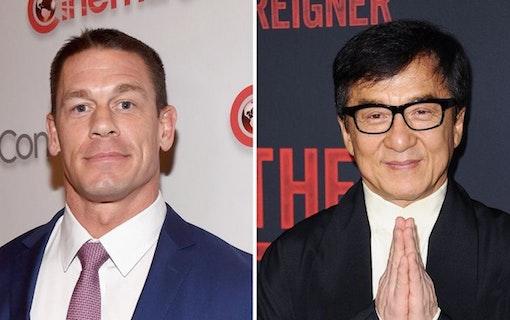 John Cena och Jackie Chan gör action tillsammans