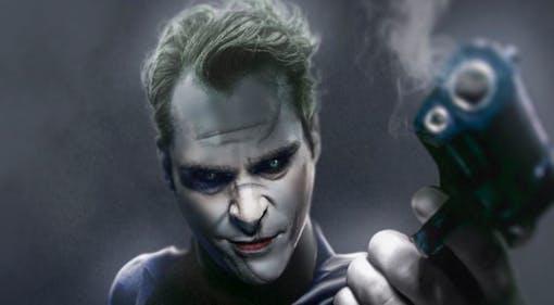 Joaquin Phoenix ryktas spela Jokern