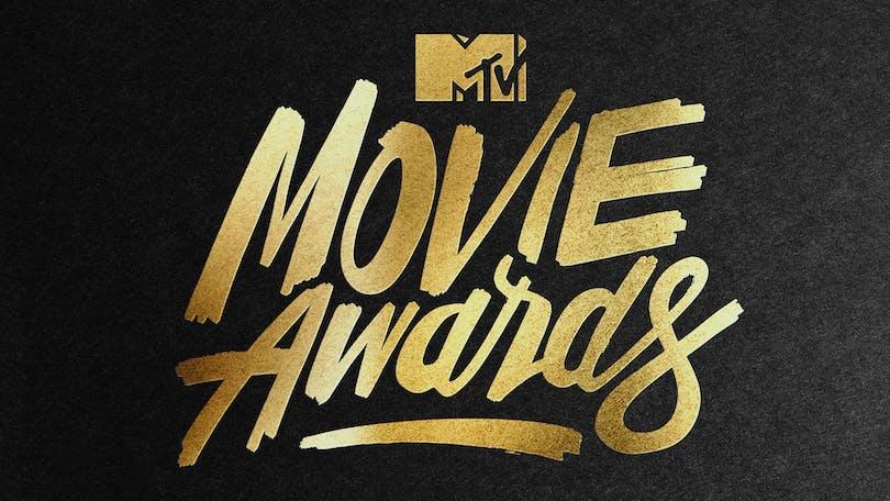 Här kan du se loggan för MTV: Movie Awards