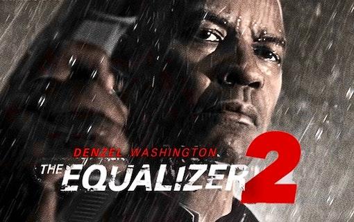 Trailer till Denzel Washingtons Equalizer 2 äntligen här