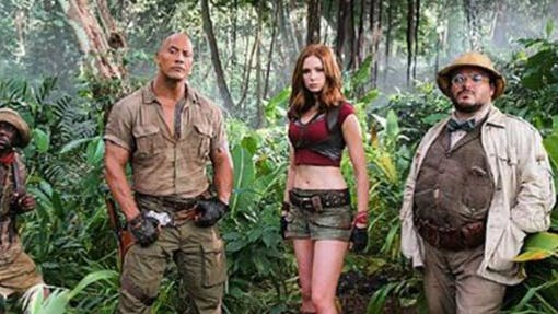 Uppföljare till Jumanji: Welcome to the Jungle på gång