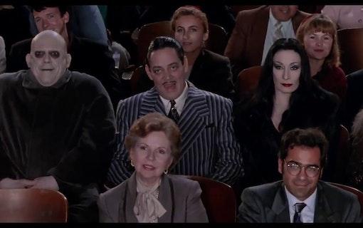 Första bilden släppt till animerade Familjen Addams