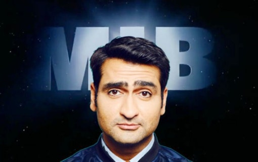 Kumail Nanjiani i nästa Men in Black